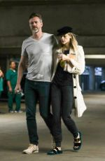 JAIME KING and Kyle Newman Out Shopping in Century City 01/15/2018