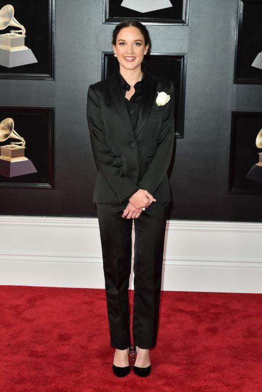 JAIN at Grammy 2018 Awards in New York 01/28/2018