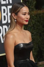 JAMIE CHUNG at 75th Annual Golden Globe Awards in Beverly Hills 01/07/2018
