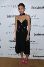 JAMIE CHUNG at Entertainment Weekly Pre-SAG Party in Los Angeles 01/20/2018