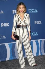 JAMIE CHUNG at Fox Winter All-star Party, TCA Winter Press Tour in Los Angeles 01/04/2018