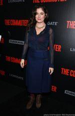 JAMIE NEUMANN at Tthe Commuter Premiere in New York 01/08/2018