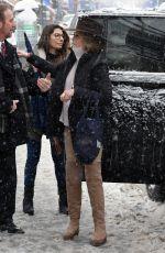 JANE FONDA Out at Sundance Film Festival 01/20/2018