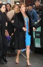 JANE SEYMOUR Arrives at Build Series in New York 01/23/2018