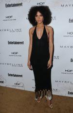 JASMINE SAVOY BROWN at Entertainment Weekly Pre-SAG Party in Los Angeles 01/20/2018