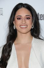 JEANINE MASON at Entertainment Weekly Pre-SAG Party in Los Angeles 01/20/2018