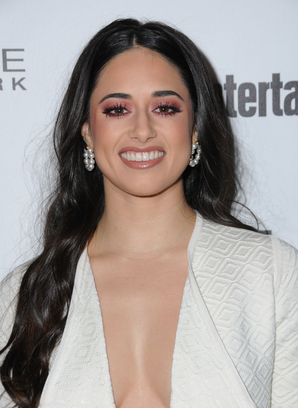 JEANINE MASON at Entertainment Weekly Pre-SAG Party in Los