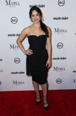 JEANINE MASON at Marie Claire Image Makers Awards in Los Angeles 01/11/2018