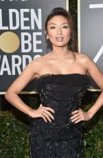 JEANNIE MAI at 75th Annual Golden Globe Awards in Beverly Hills 01/07/2018
