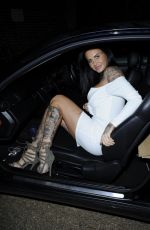JEMMA LUCY Night Out in Manchester 01/16/2018