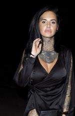 JEMMA LUCY Night Out in Manchester 01/30/2018