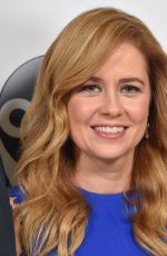 JENNA FISCHER at ABC All-star Party at TCA Winter Press Tour in Los Angeles 01/08/2018