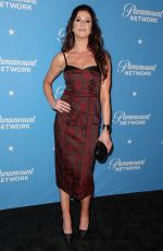 JENNIFER BARTELS at Paramount Network Launch Party at Sunset Tower in Los Angeles 01/18/2018