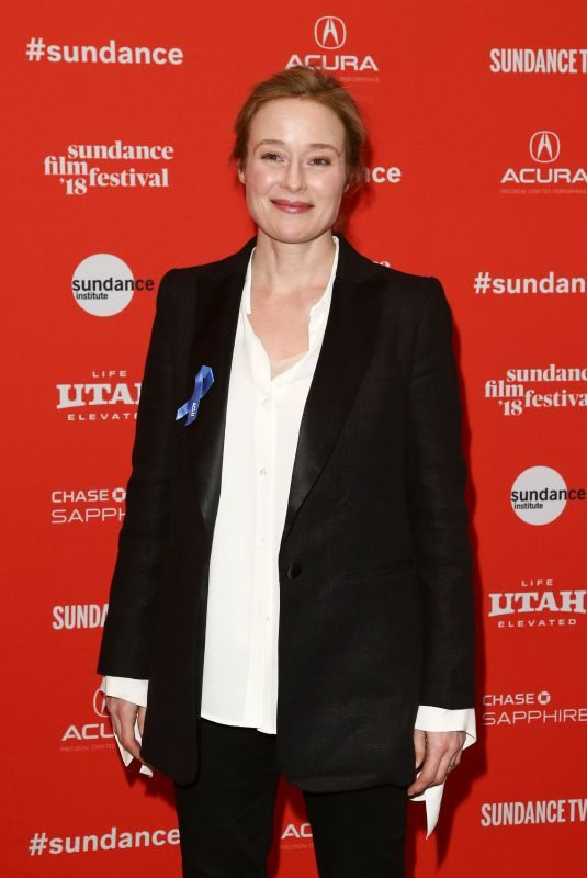 JENNIFER EHLE at The Miseducation of Cameron Post Premiere at Sundance Film Festival 01/22/2018