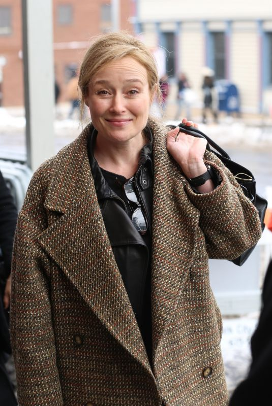 JENNIFER EHLE Out at Sundance Film Festival in Park City 01/21/2018