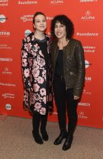JENNIFER FOX at The Tale Premiere at 2018 Sundance Film Festival in Park City 01/20/2018