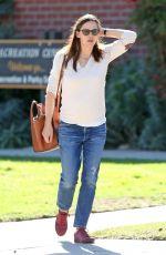 JENNIFER GARNER in Jeans Out in Los Angeles 01/13/2018