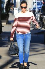 JENNIFER GARNER Out and About in Brentwood 01/26/2018