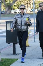 JENNIFER GARNER Out for a Coffee in Brentwood 01/24/2018