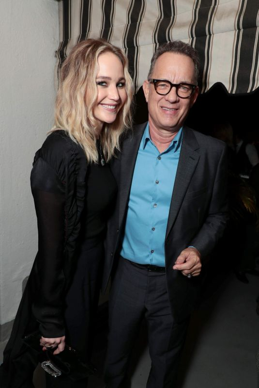 JENNIFER LAWRENCE at The Post Reception in Los Angeles 01/05/2018