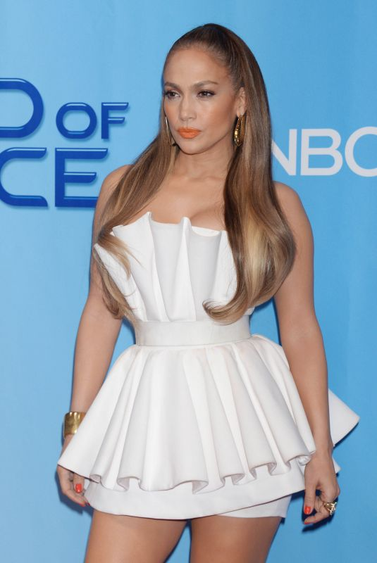 JENNIFER LOPEZ at World of Dance TV Show Premiere in Los Angeles 01/30/2018