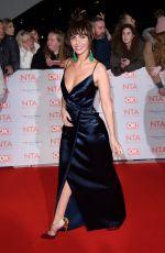 JENNIFER METCALFE at National Television Awards in London 01/23/2018