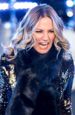 JENNIFER NETTLES Rehearses for New Year