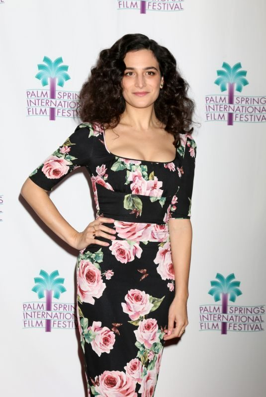 JENNY SLATE at PSIFF Cover Versions Screening at Parker Palm Springs 01/03/2018