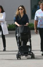 JESSICA ALBA Out and About in Los Angeles 01/17/2018