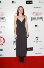 JESSICA BARDEN at 2018 London Critics Circle Film Awards in London 01/28/2018