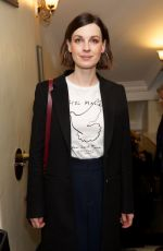 JESSICA RAINE at Beginning Opening Night at Ambassadors Theatre in London 01/23/2018