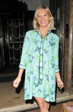 JO WHILEY at Radio Times Covers Party in London 01/30/2018