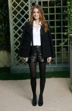 JOAN PREISS at Chanel Show at Spring/Summer 2018 Haute Couture Fashion Week in Paris 01/23/2018