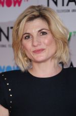 JODIE WHITTAKER at National Television Awards in London 01/23/2018