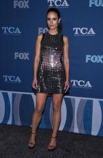 JORDANA BREWSTER at Fox Winter All-star Party, TCA Winter Press Tour in Los Angeles 01/04/2018