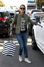 JORDANA BREWSTER Out in West Hollywood 01/24/2018