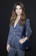 JUANA ACOSTA at Giorgio Armani Prive Show at 2018 Haute Couture Fashion Week in Paris 01/23/2018