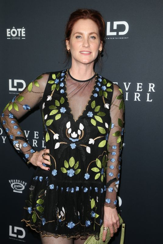 JUDITH HOAG at Forever My Girl Premiere in Los Angeles 01/16/2018