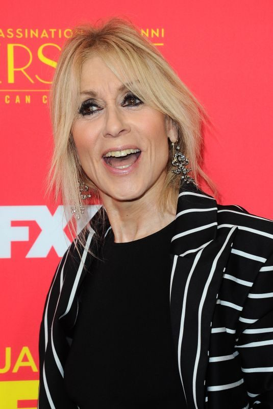 JUDITH LIGHT at The Assassination of Gianni Versace: American Crime Story Premiere in Hollywood 01/08/2018