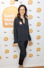 JULIA BRADBURY at Good Morning Britain in London 01/30/2018