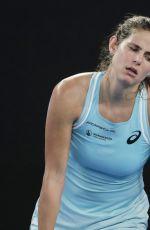 JULIA GOERGES at 2018 Australian Open Tennis Tournament in Melbourne 01/17/2018
