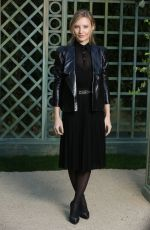 JULIA ROY at Chanel Show at Spring/Summer 2018 Haute Couture Fashion Week in Paris 01/23/2018