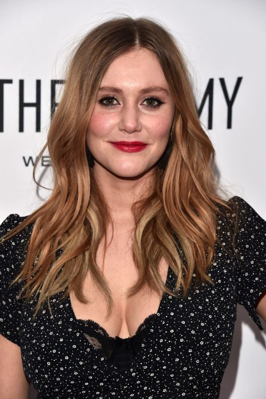 JULIANNA GUILL at Los Angeles Confidential Celebrates Awards Issue in West Hollywod 01/13/2018