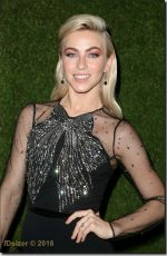 JULIANNE HOUGH at 75th Annual Golden Globe Awards in Beverly Hills 01/07/2018
