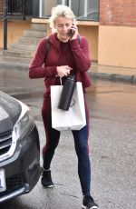 JULIANNE HOUGH Out and About in Los Angeles 01/09/2018