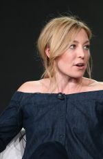 JULIET RYLANCE at McMafia TV Show Panel at TCA Winter Press Tour in Los Angeles 01/13/2018