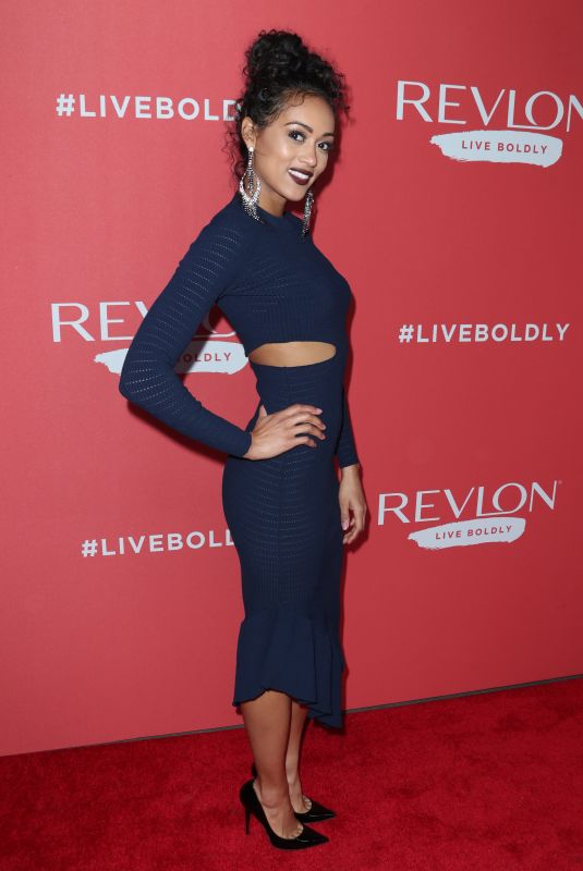 KARA MCCULLOUGH at Revlon