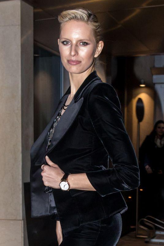 KAROLINA KURKOVA Arrives at Mandarin Oriental Hotel in Geneva 01/17/2018