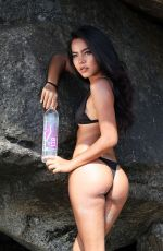 KASA SUDA in Bikini for 138 Water Photoshoot on the Beach in Phuket 01/04/2018