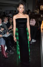 KAT GRAHAM at Jean-Paul Gaultier Haute Couture Spring/Summer 2018 Show in Paris 01/24/2018